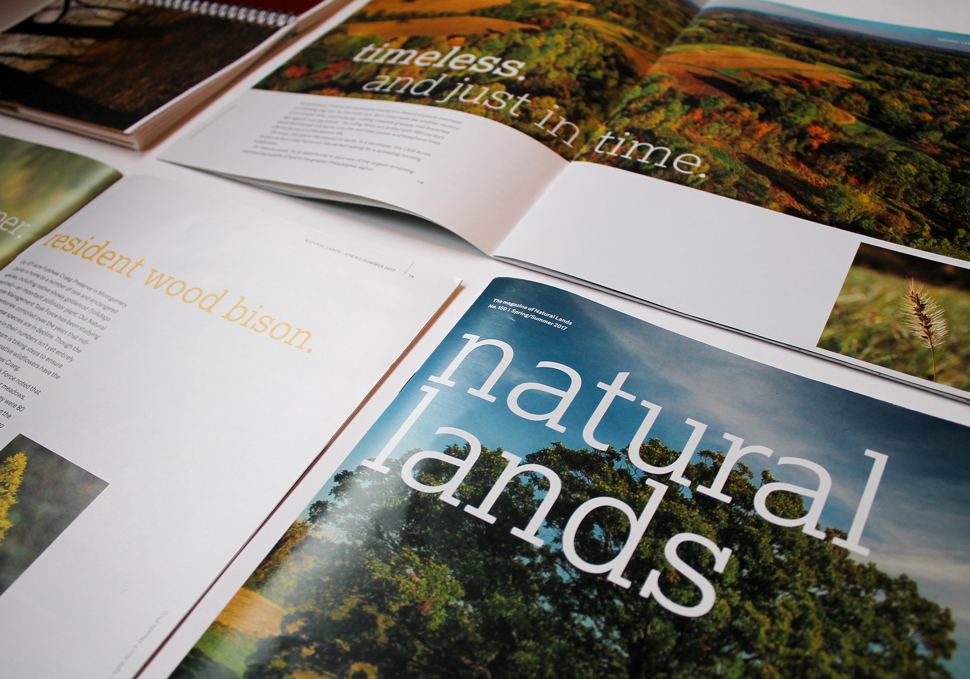 Natural Lands magazine